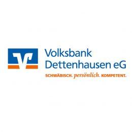 Logo Volksbank Dettenhausen
